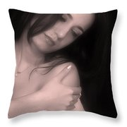 Sensual Lmorn Throw Pillow