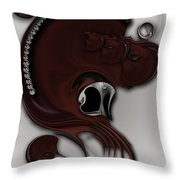 Sentiment And Muse Throw Pillow