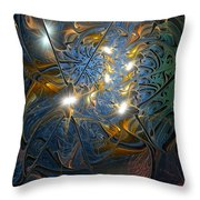 Serendipitous Trope Throw Pillow