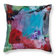 Serendipity 008 Throw Pillow