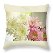 Serene Solemnity. Throw Pillow