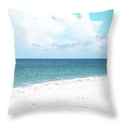 Serenity Gp Throw Pillow