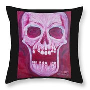 Serious.. Throw Pillow