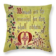 Sermon Throw Pillow