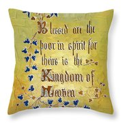 Sermon6 Throw Pillow