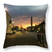 Sernaglia Throw Pillow