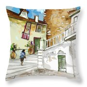 Serpa  Portugal 03 Bis Throw Pillow