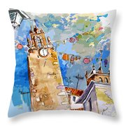 Serpa  Portugal 08 Bis Throw Pillow