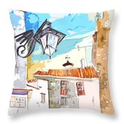 Serpa  Portugal 09 Bis Throw Pillow