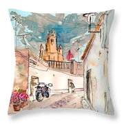 Serpa  Portugal 22 Throw Pillow