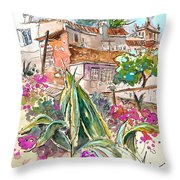 Serpa  Portugal 24 Throw Pillow