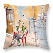 Serpa  Portugal 33 Throw Pillow