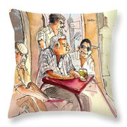 Serpa  Portugal 37 Throw Pillow