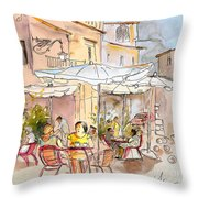 Serpa  Portugal 39 Throw Pillow