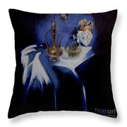Served Throw Pillow
