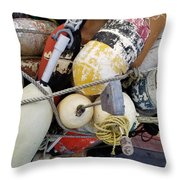 Set Adrift Throw Pillow
