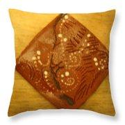 Seth - Tile Throw Pillow