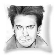 Seth Green Throw Pillow