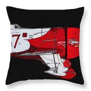 Seven Eleven Throw Pillow
