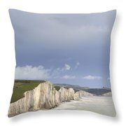 Seven Sisters  - 4 Throw Pillow