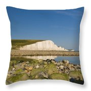 Seven Sisters Sussex Throw Pillow