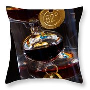 Seventy Eight To Eighty Two Throw Pillow