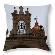 Seville 21 Throw Pillow