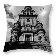 Seville - Plaza De Espana 15 Throw Pillow