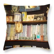 Sewing Moments Throw Pillow
