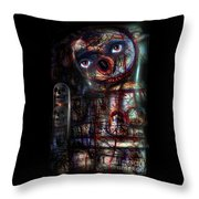 Sex And Death And Me Throw Pillow