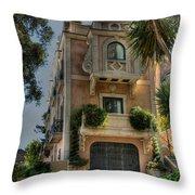Sf Grandeur Throw Pillow