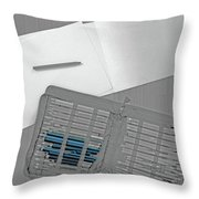 Sfscl01314 Throw Pillow