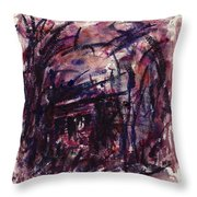 Shack Third Movement Throw Pillow