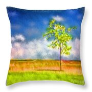 Shade Throw Pillow