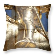 Shades Of Joan Two Throw Pillow
