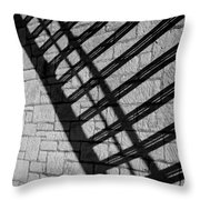 Shadow Play 2 Throw Pillow