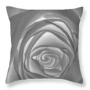 Shadowless Rose - 26789 Throw Pillow