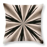 Shadows And Patterns 1 Throw Pillow