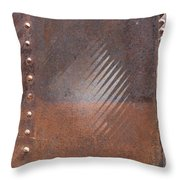 Shadows And Rust 2 Throw Pillow