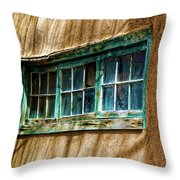 Shadows Of Taos Throw Pillow