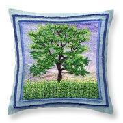 Shadygrove Throw Pillow