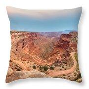 Shafer Canyon Throw Pillow