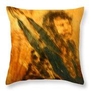 Sham - Tile Throw Pillow