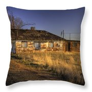 Shaniko Oregon 2 Throw Pillow