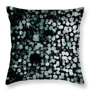 Shape And Color 9 Throw Pillow