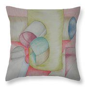 Shaped Throw Pillow