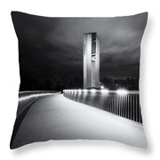 Shapely Throw Pillow