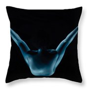 Shapes 5 Throw Pillow