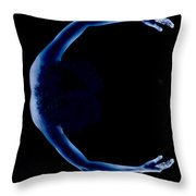 Shapes 7 Throw Pillow