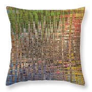 Sharpened Light Throw Pillow